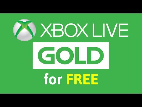 How to get Xbox Live Gold for FREE (2017)