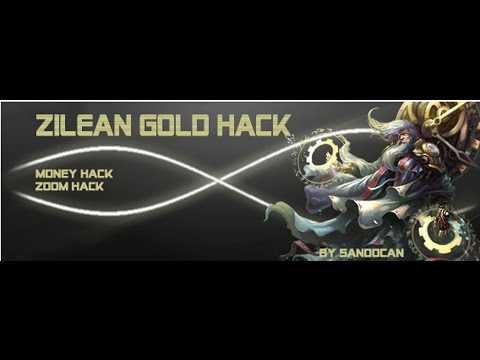 League of Legend HACK Gold Speed v5.4 by Sandocan ( Zilean Gold )