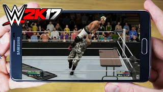 200 MB] DOWNLOAD WWE 2K19 ISO PPSSPP GAME FOR ANDROID |JUST 200 MB
