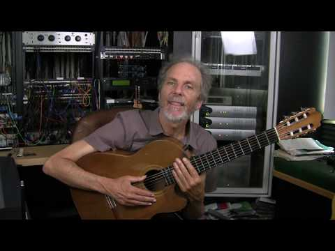 Two Minute Jazz Guitar #8: Playing Bossa Nova Rhythms