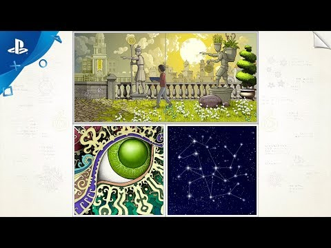 Gorogoa – Launch Trailer | PS4