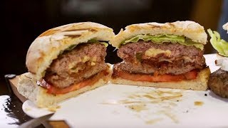 How To Make Grill Burgers On A Weber Q Bbq