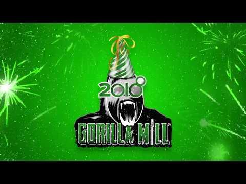 Gorillamill Happy New Year