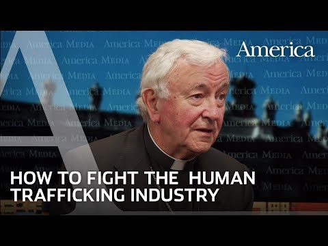 How to fight the $187 billion human trafficking industry | Conversations with America