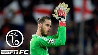 Manchester United draws 0-0 at Sevilla in Champions League | ESPN FC