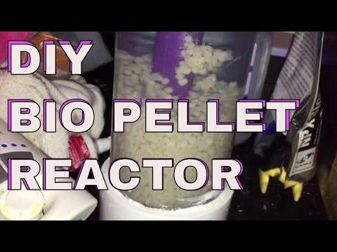 bio pellet reactor diy