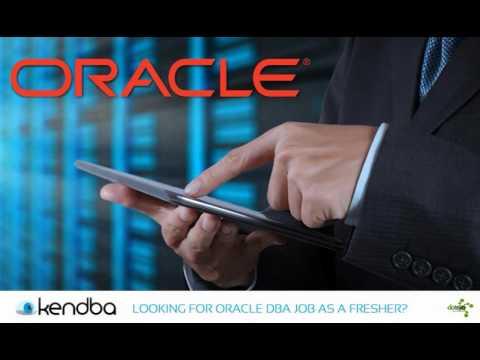 looking for oracle dba job
