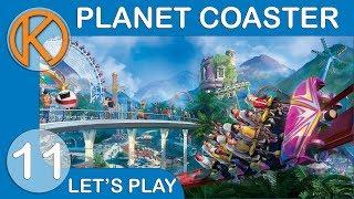 Planet Coaster | Killer Coaster - Ep. 11 | Let