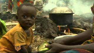 Cholera hits DR Congo refugee camp
