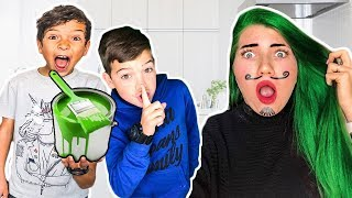 We PRANKED our NANNY!
