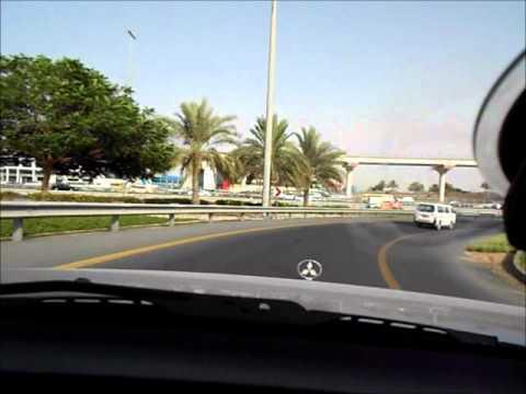 Dubai, Times Square to The Greens