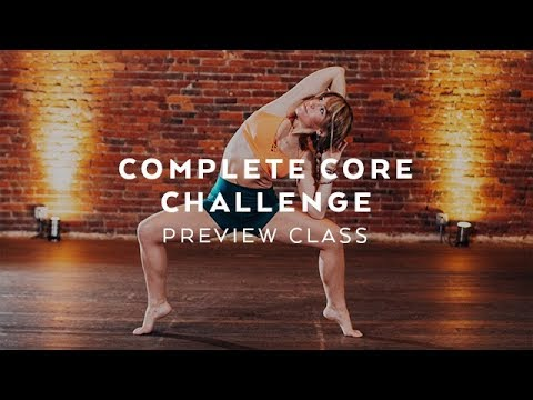 Complete Core Workout with Erin Kelly