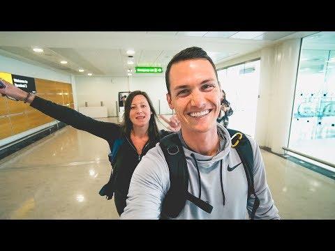 DUBAI TO NASHVILLE | Qantas Airways | Home for the Weekend!