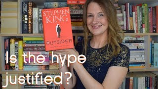 Download The Outsider by Stephen King | Book Review Video