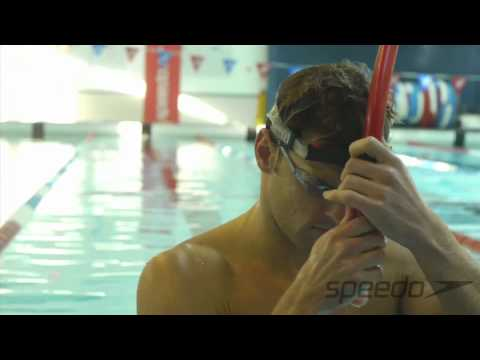 Swimming tips for the Speedo centre snorkel
