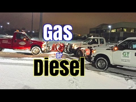 Diesel Truck Vs Gasser Which Is A Better Choice