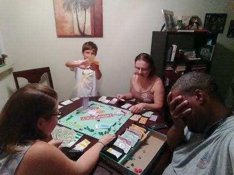 Making It Rain Monopoly Money! (Day 391 - 6/23/17)