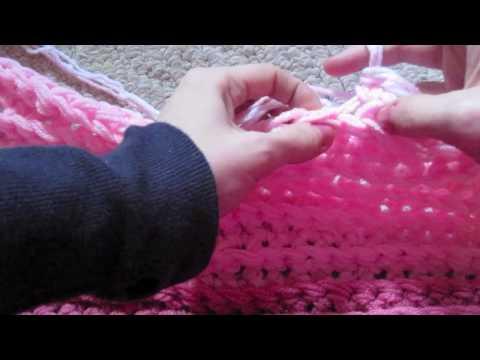 How To: Finger Crochet