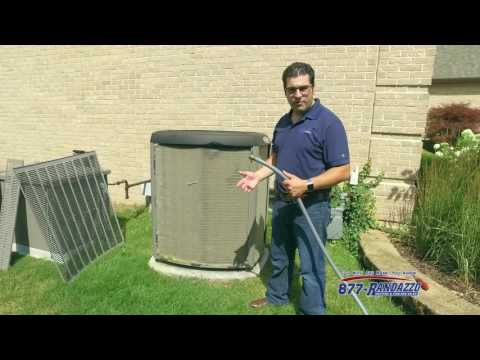 #AskRandazzo: How to clean your air conditioner