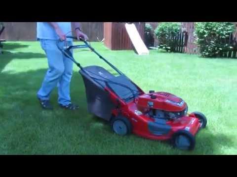 Scotts Brand Lawn Mower Seen on Craigslist