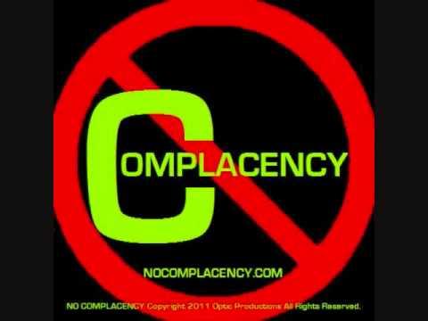 NO COMPLACENCY DESIGNS