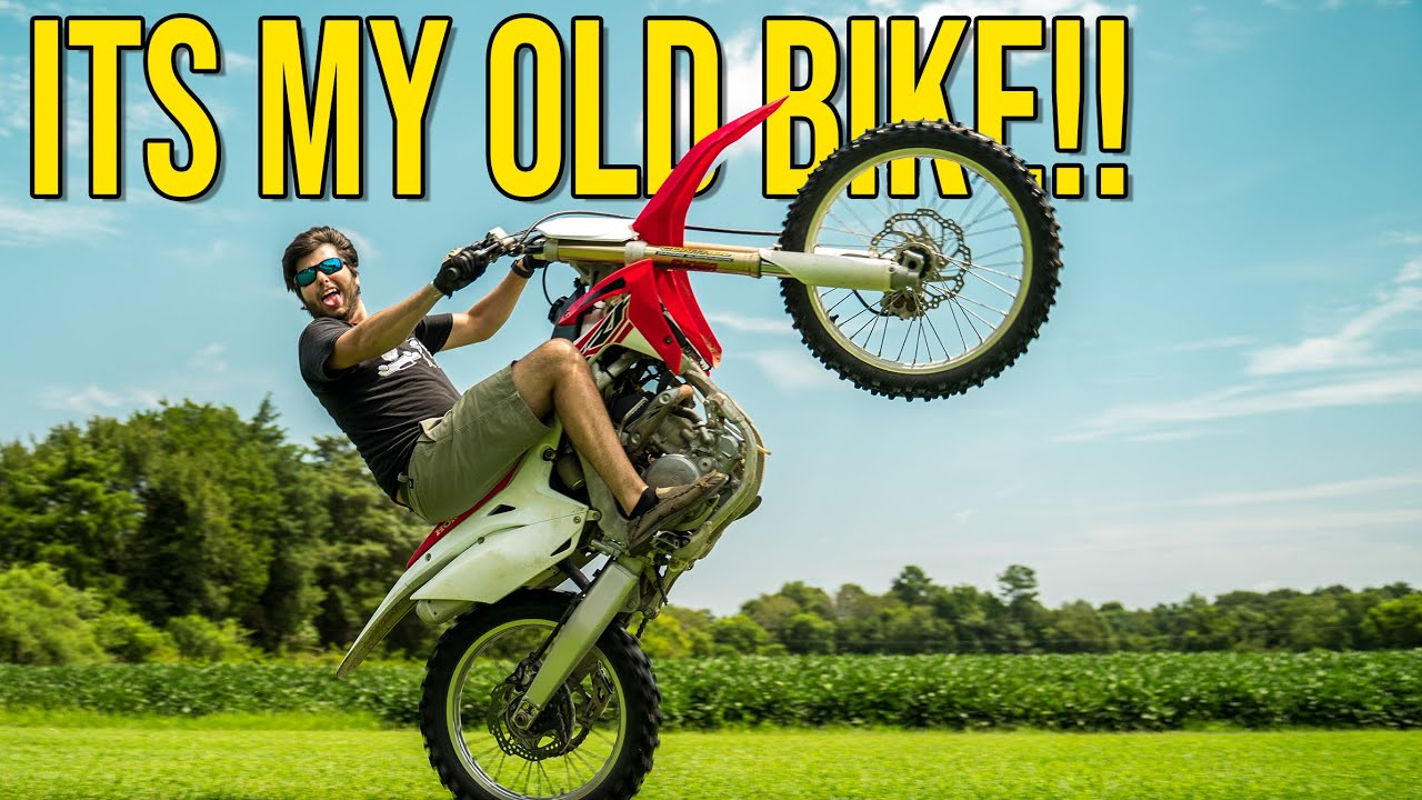 THE BIKE THAT STARTED IT ALL!