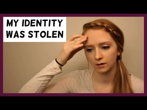 My identity was stolen! |:| A Sprint account in my name?
