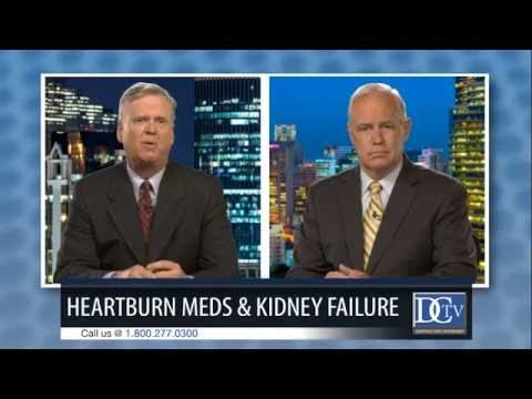 Heartburn Medications and Kidney Failure