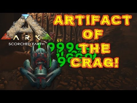 Ark Chronicles Server - Scorched Earth #4 - Grave of the Tyrants Cave!
