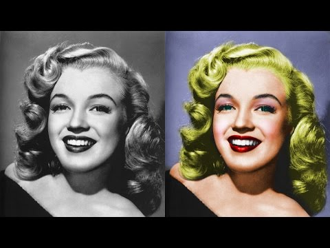 How to Colorize a Black and White Photo Using GIMP | Photoshop Alternative | #22