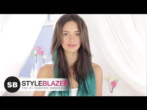 Kylie Jenner Inspired Ombré Hair Extensions