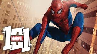 Spider-Man (Peter Parker)   Marvel 101