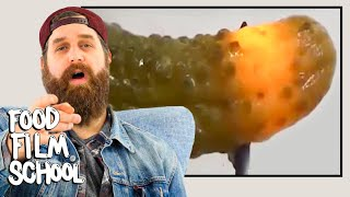 Epic Meal Time Reviews the Internet's Most Popular Food Videos | Food Film School | Bon Appétit