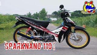 Modifikasi Spark Nano 110i Thailand Style Modifikasi Vega