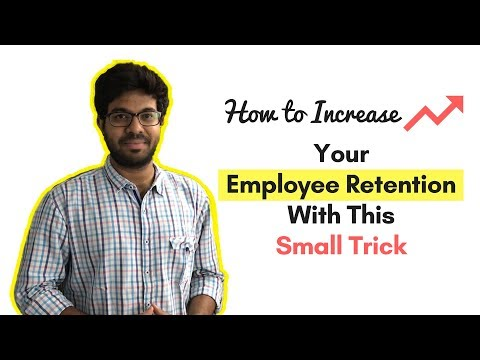 How to increase your Employees Retention? | Employee Engagement Series