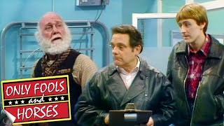 Uncle Albert Takes The Dog's Medication | Only Fools and Horses | BBC Comedy Greats