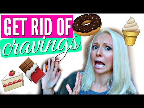 5 WAYS TO GET RID OF SWEET TOOTH CRAVINGS!
