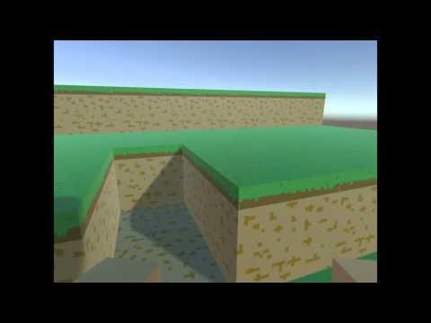 Pixgen Preview Update #1 (Sandbox Block Building Game)!
