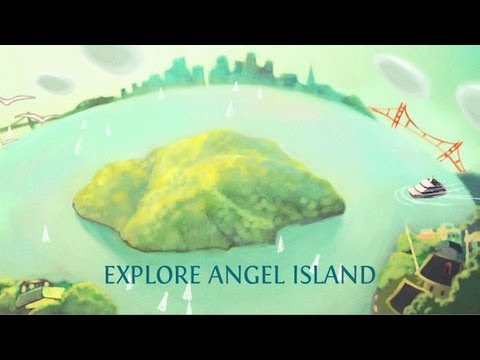 Spend a Day on Angel Island!