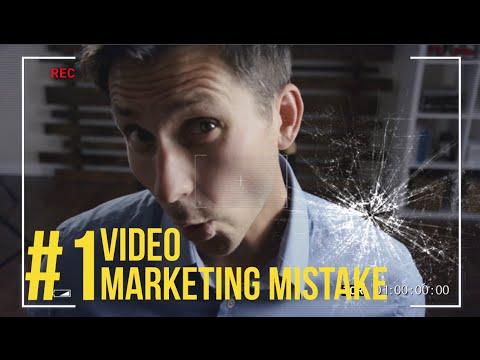 Video Marketing Mistake #1: Shoddy Camera Work! (1 of 5)