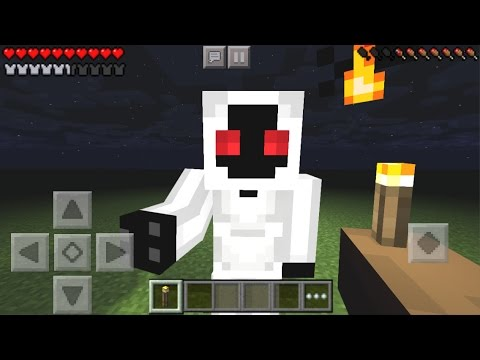 ENTITY 303 IS REAL (Minecraft Pocket Edition Horror Animation)