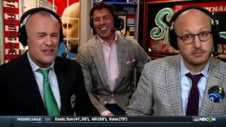 David Diehl talks soccer flops with Men in Blazers