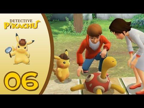 Detective Pikachu #6: Una ayuda con las investigaciones