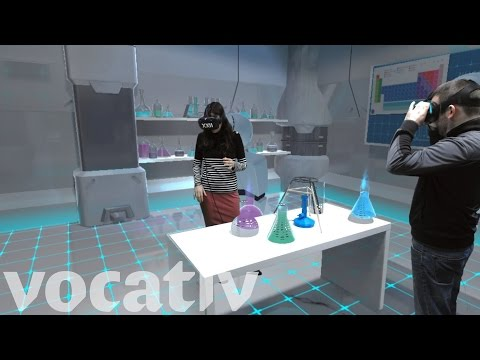 Conduct Chemistry Experiments In A Virtual Lab