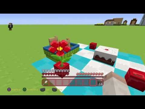 How to make a picnic basket in minecraft