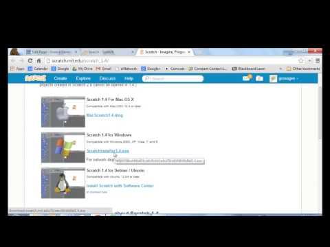 SGDM - Help - Download Scratch 1.4