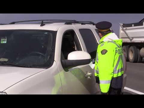Edmonton traffic enforcement blitz