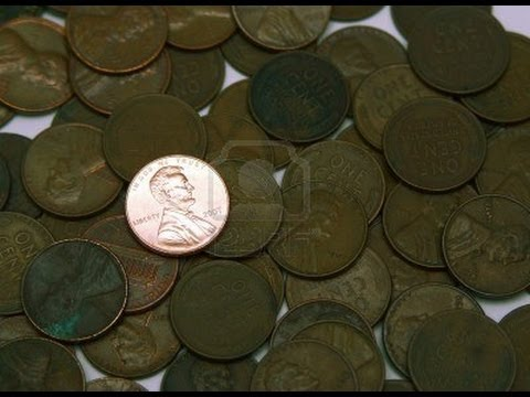 Shiny Penny Science Experiment!!! (7.22.12)