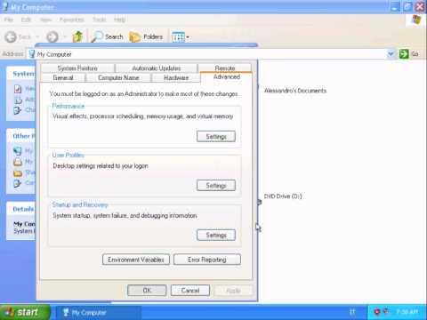 How to BSOD Windows 2000/XP - Not a screen saver or registry tweaks!