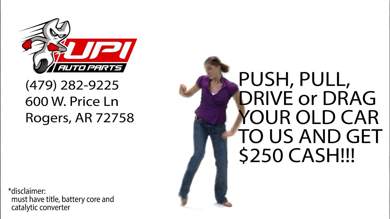 U Pull It Auto Parts Rogers PPDD